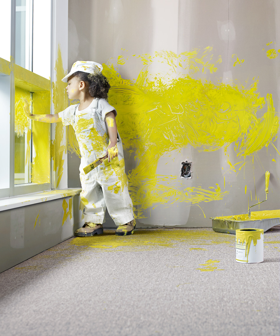 Daycare-Painting